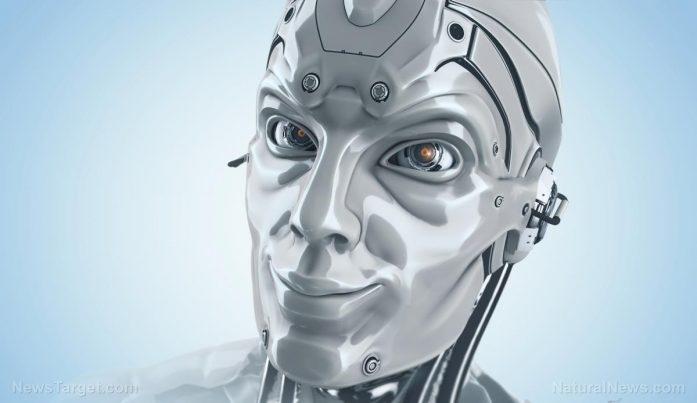 Женщина предупреждает инопланетяне, и андроиды опустошат Землю в будущем