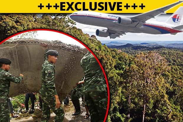 Неужели рейс MH370 наконец найден? «Эксперт» знает точное местоположение разбившегося самолета