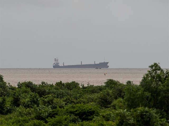 Таинственное судно призрак появилось через 9 лет после утраты в море