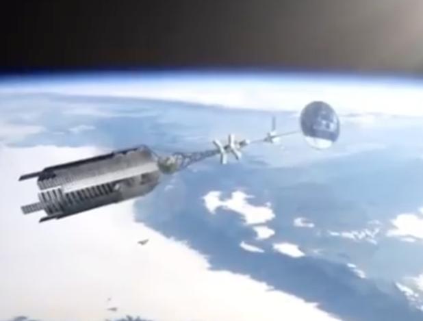 Россия сообщила о ядерном космическом корабле, который отвезет людей хоть куда