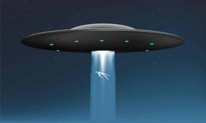 Ужас похищения инопланетянами: Пришельцы парализуют людей прямо в сознании