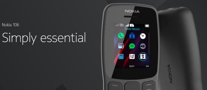 Nokia возвращается с новым телефоном и он будет со змеёй