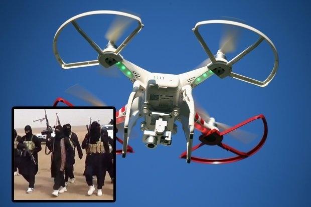 У организации Исламское государство есть возможность начать бомбардировки Англии с дронов