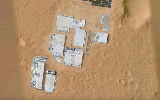 Является ли искусственное сооружение, изображенное на Марсе, свидетельством жизни?