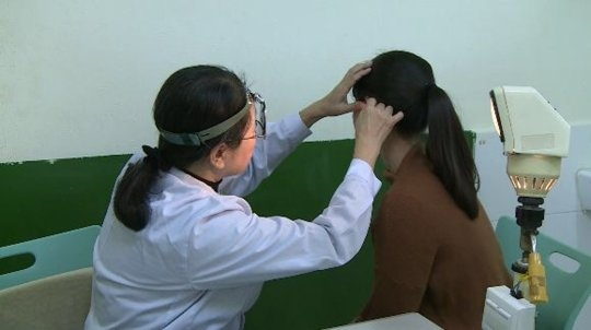 Китаянка утратила возможность слышать мужчин.