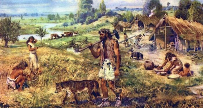 Ученые нашли 8 000-летние остатки еды, которые показывают, что люди из неолита ели на обед