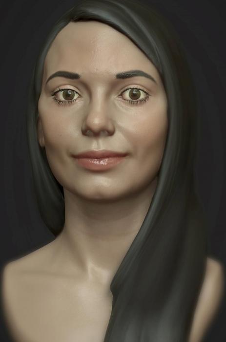 Английская компания создает ИИ, способный рисовать людей