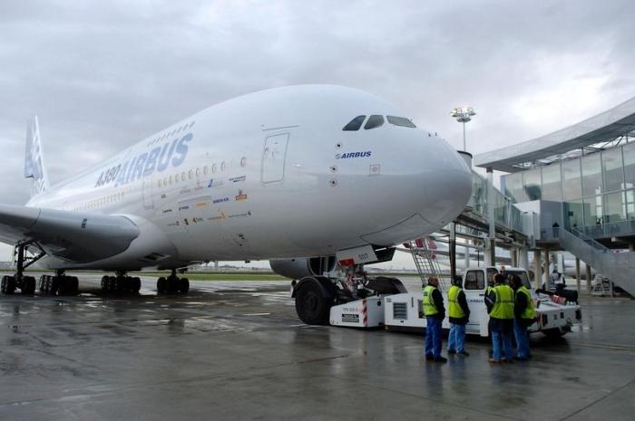 Аэробус утилизирует A380 после слабых продаж «крупнейшего в мире авиалайнера»