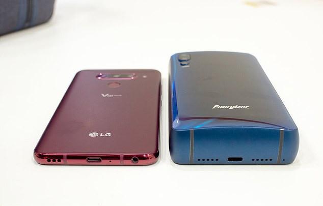 «Жирняк» телефон Energizer обеспечивает 50 дней автономной работы от одной зарядки, а поклонники говорят, что это «абсолютный класс»