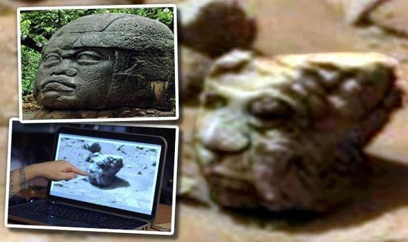 Доказывает ли фото НАСА «инопланетной статуи» активность пришельцев на Красной планете?
