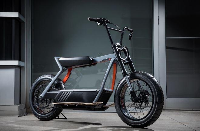 Вскоре Harley-Davidson начнет предлагать прокат электрических мотоциклов в перегруженных городах