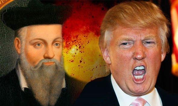 Нострадамус предсказал на этот год, что Дональд Трамп будет убит, будет война и жесткий брексит