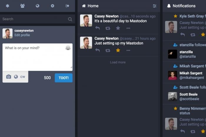 Твиттер запускает темный режим «с подсветкой» с неизбежным уловом