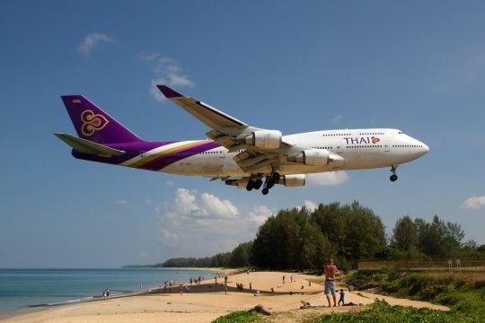 Туристов предупредили, что им грозит смертная казнь за фото на тайском пляже