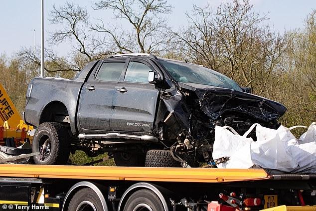 Ужас! Трое погибших, водитель пикапа арестован по подозрению в нетрезвом вождении…