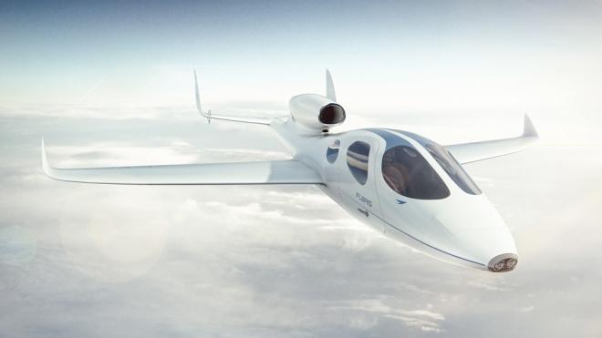 Начались летные испытания нового персонального самолета, который умещается в гараже