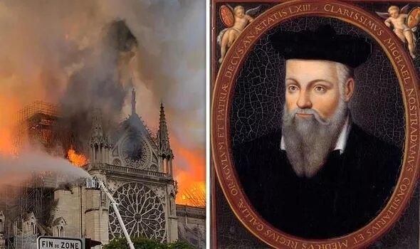 Предсказывал ли Нострадамус конец человечества после пожара в соборе?