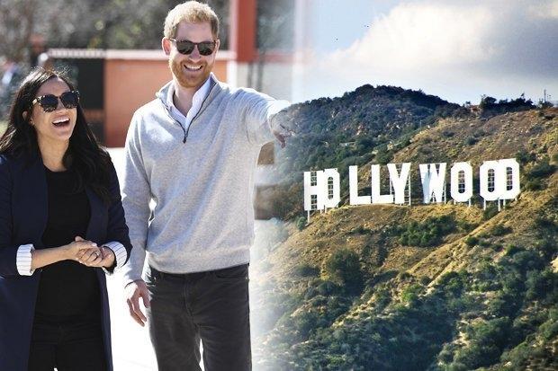 Меган Маркл «хочет, чтобы Королевский ребенок жил в Калифорнии». Она и Принц Гарри подумывают о переезде в Америку