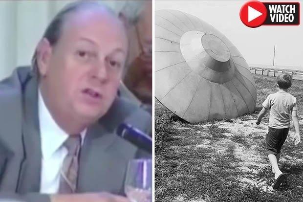 Бывший военнослужащий ВВС США утверждает, что он закопал странный металл от корабля инопланетян, упавшего в 1973 году