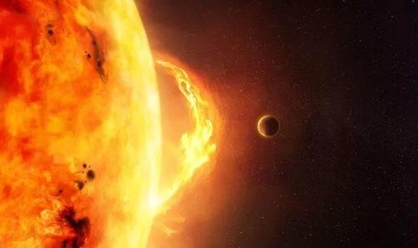 НАСА предупреждает о сильных вспышках на Солнце, которые могут поразить Землю в следующие годы