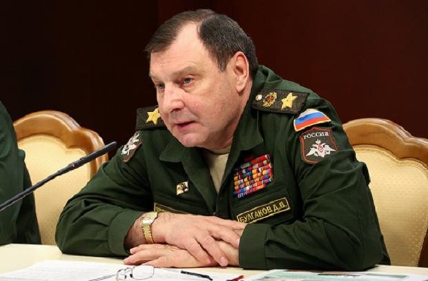 Замминистра обороны посетил блочно-модульный городок Вольского филиала Военной академии МТО