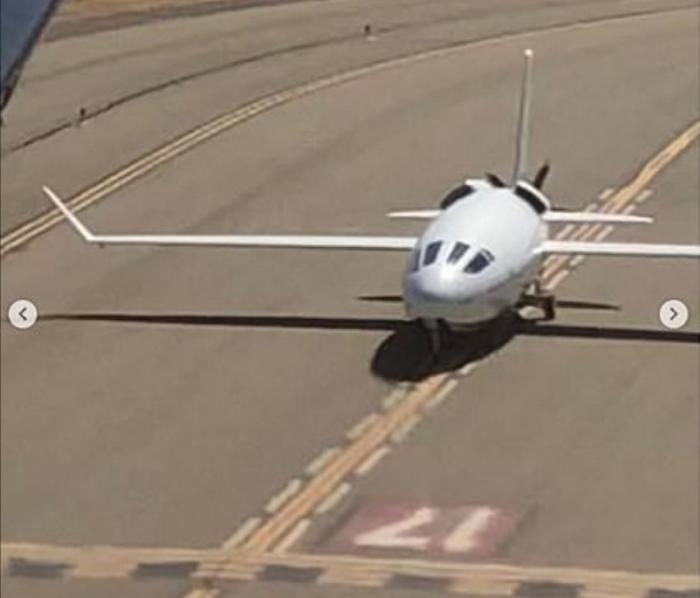 Самолет-пуля считается в 10 раз более эффективным, чем нынешние самолеты и скоро полетит