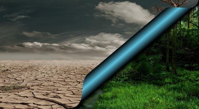 Иногда кажеться что слухи про глобальное потепление похожи на правду