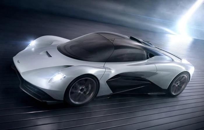 Новый гиперкар Aston Martin стоимостью 1,5 млн. фунтов станет звездой нового фильма о Джеймсе Бонде