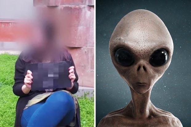 Путешественница во времени «забеременела от инопланетянина из 3500 года» - и предъявит ребенка в этом году