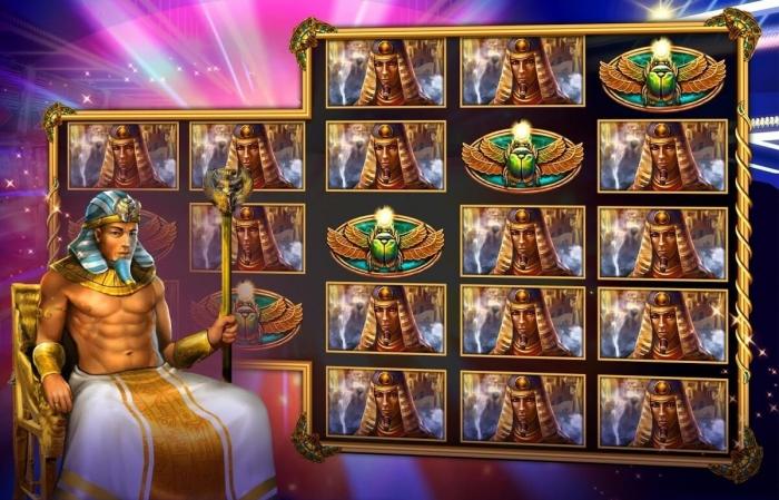 Игровые автоматы атлантида