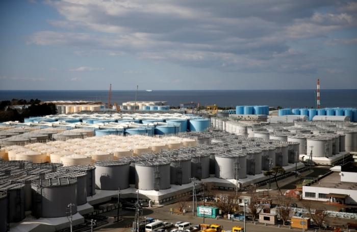 По словам министра, Японии придется сбрасывать радиоактивную воду Фукусимы в Тихий океан