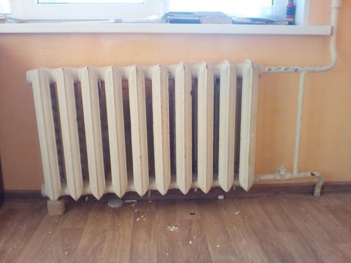 В одном из домов Воронежа батареи отопления были под напряжением.