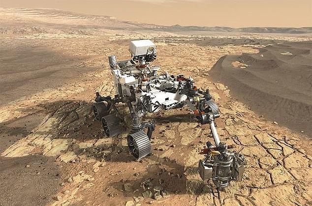 «Люди психологически не готовы к тому, что на Марсе есть жизнь»: считает главный ученый НАСА