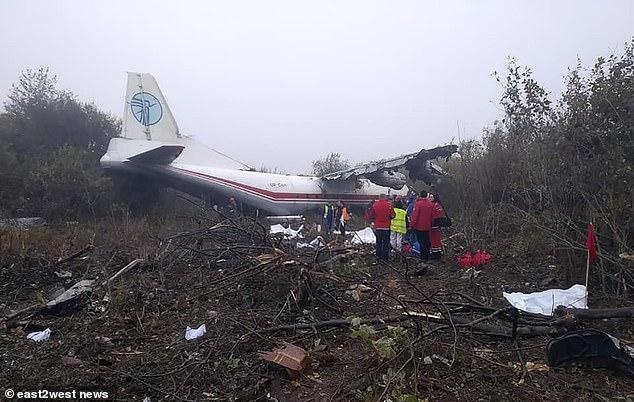 Загадка украинского транспортного самолета, летевшего из Испании в Стамбул и разбившегося на Украине