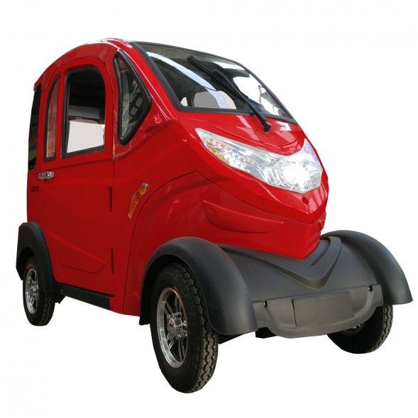 Boomerbuggy мобильный скутер с крышей, слышали о таком?