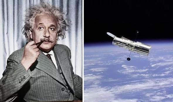 Ученый НАСА спрашивает, «а был ли Эйнштейн прав?» после того, как объект нарушает общепринятые законы физики