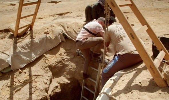 Египетские археологи ошеломлены после осушения затопленной гробницы: «Никогда не находил ничего подобного»