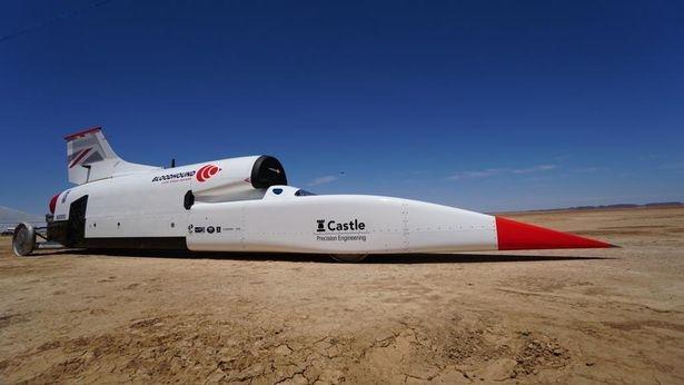 Представлен самый быстрый в мире автомобиль, развивающий ошеломительную скорость свыше 500 миль в час