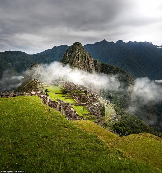 Потрясающие фото красивейших мест со всей Земли просто сбивают вас с ног