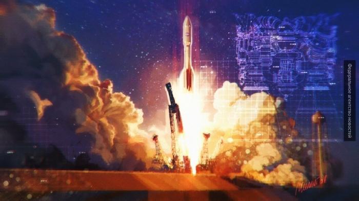 Становление новой космической Украины