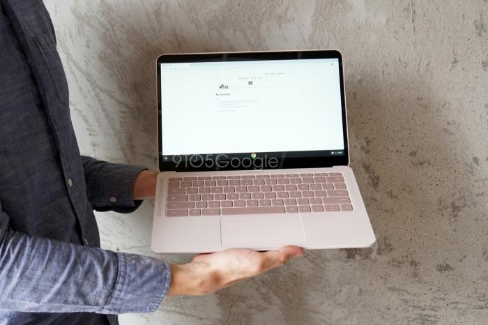 Дизайн и некоторые технические детали нового Chromebook попали в сеть
