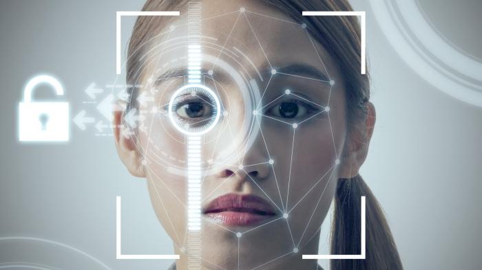 В России произведен первый платеж при помощи сканирования лица.