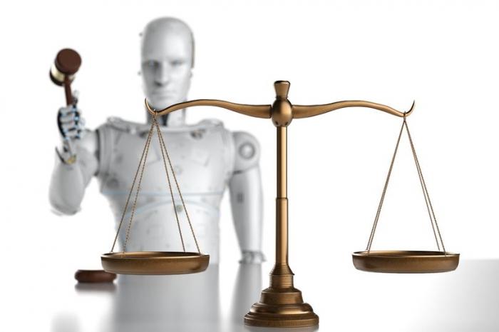 Судьи-роботы будут выносить приговоры без человеческих предубеждений в судах ИИ