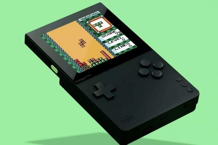 Новый Game Boy? Карманный аналог может проигрывать ВСЕ ваши старинные игры Nintendo и многое другое