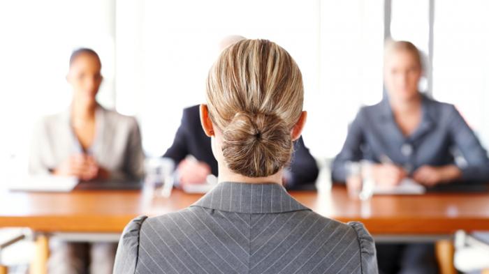 Исследователи говорят, что интервьюеры видят кто перед ними после первых семи слов претендента