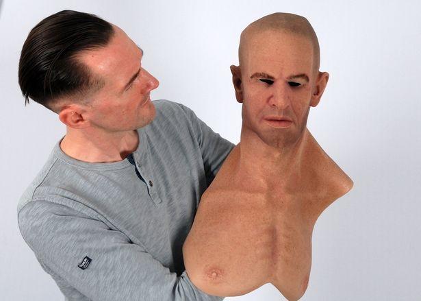 Преступники используют ультрареалистичные маски, как в фильме «Миссия невыполнима».