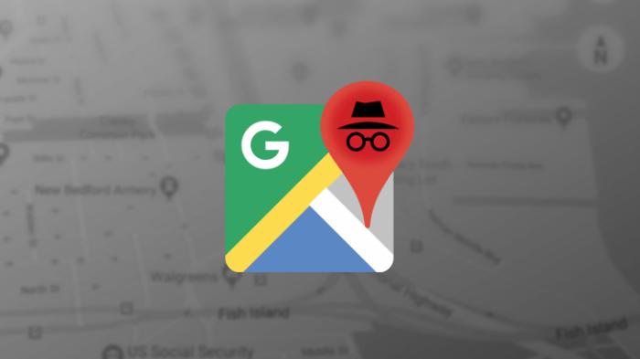 Приложение Google Maps обзаведется режимом приватного просмотра.