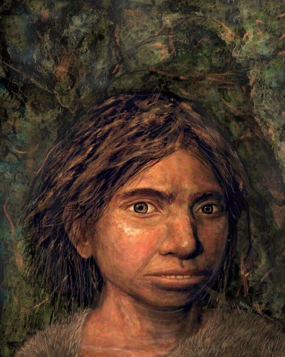 Ученые представили, как выглядели наши предки 75 000 лет назад