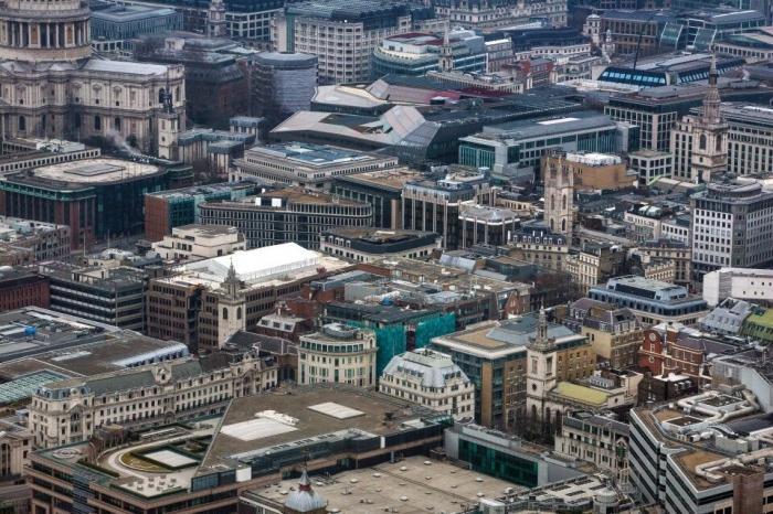 Впечатляющие воздушные фото красивейших городов Земли