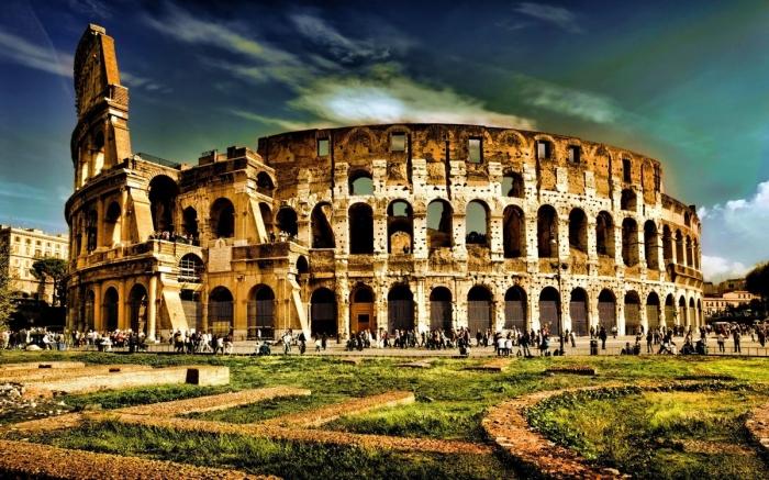 Воистину, все дороги вели в Рим: данные ДНК подтверждают, что город был наводнен греками и сирийскими мигрантами